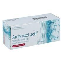 Produktbild Ambroxol acis 30 mg Trinktabletten