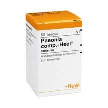 Produktbild Paeonia comp.HEEL Tabletten