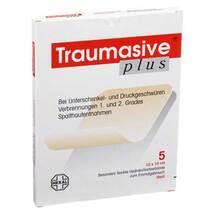 Traumasive plus 10x10 cm Hyd