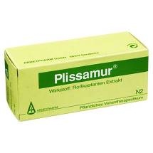 Produktbild Plissamur Dragees