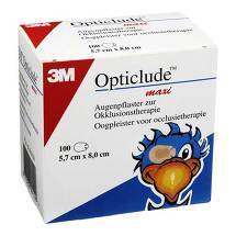 Produktbild Opticlude 3M maxi 5,7x8cm 15