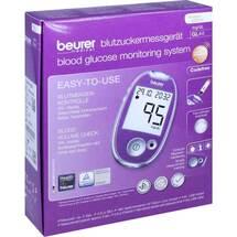 Produktbild Beurer Blutzuckermessgerät GL 44 mg / dl lila