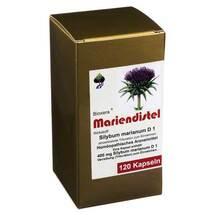 Produktbild Mariendistel Bioxera Kapseln