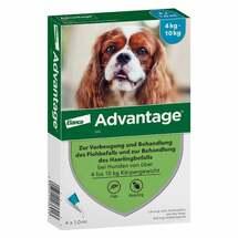 Produktbild Advantage 100 für Hunde Lösung