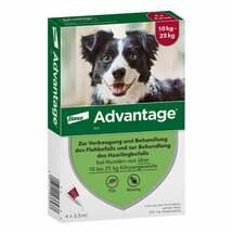 Produktbild Advantage 250 für Hunde Lösung