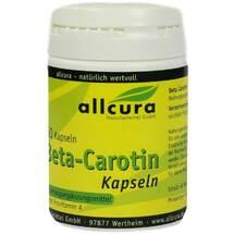 Produktbild Beta Carotin Kapseln