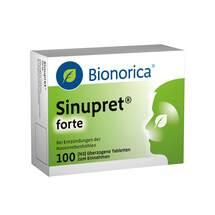 Produktbild Sinupret forte überzogene Tabletten