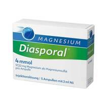 Produktbild Magnesium Diasporal 4 mmol Ampullen
