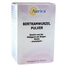 Produktbild Bertramwurzelpulver Aurica
