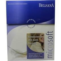 Produktbild Belsana Micro K2 AD lang 3 KF karamel mit Spitze