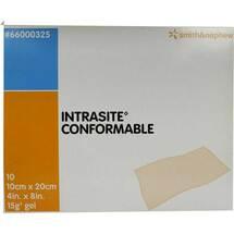 Intrasite Conformable Gelkompr.10x20cm Erfahrungen teilen