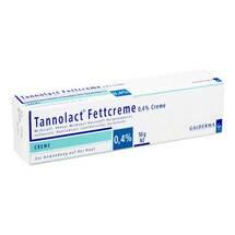 Tannolact Fettcreme