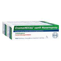 Produktbild Cromohexal sanft Nasenspray