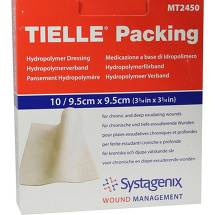 Tielle Packing 9,5x9,5 cm steril