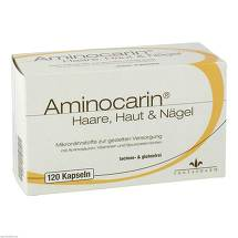 Produktbild Aminocarin Kapseln