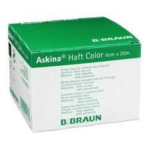 Askina Haftbinde Color 6cmx20m grün
