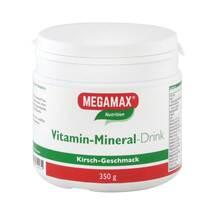 Produktbild Megamax Vita Mineral Drink K