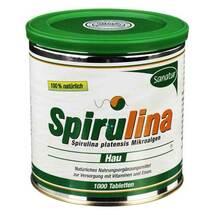 Produktbild Spirulina Hau 400 mg Tabletten