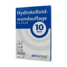Produktbild Hydrocolloidwundauflage 5x7,5cm