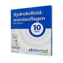 Produktbild Hydrocolloidwundauflage 10x10cm