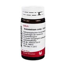 Produktbild Endometrium comp. Globuli