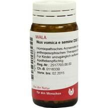 Nux vomica e semine D 30 Globuli
