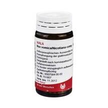 Nux vomica / Nicotiana comp. Erfahrungen teilen