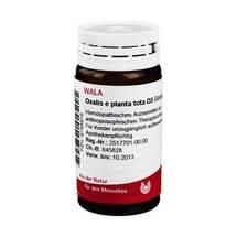 Oxalis E Planta Tota D 3 Globuli