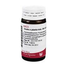 Produktbild Oxalis E Planta Tota D 6 Globuli