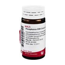 Produktbild Phosphorus D 30 Globuli
