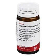 Produktbild Thyreoidea / Thymus comp. Globuli