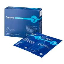 Produktbild Omnival orthomolekul.2OH vital 7 TP Granulat + Kapseln