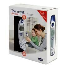 Produktbild Thermoval duo scan Fieberthermometer für Ohr + Stirn