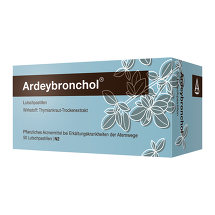 Produktbild Ardeybronchol Pastillen