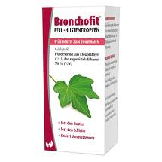 Bronchofit Efeu-Hustentropfen