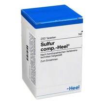Produktbild Sulfur comp.Heel Tabletten