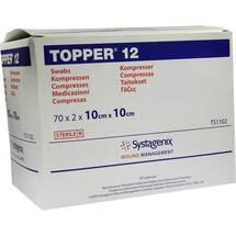 Produktbild Topper 12 Kompresse steril 10x10 cm