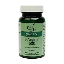 Produktbild L-Arginin 500 Kapseln
