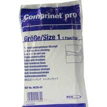 Produktbild Comprinet pro Strumpf oberschenkel lang Größe 1