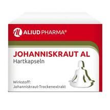 Produktbild Johanniskraut AL Hartkapseln