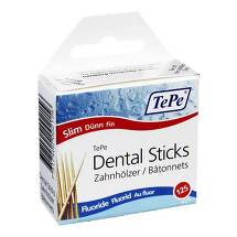 Produktbild Tepe Zahnhölzer dünn mit Fluorid