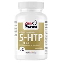 Produktbild Griffonia 5-HTP 50 mg Kapseln