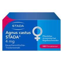Produktbild Agnus castus STADA Filmtabletten