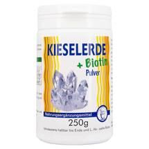 Kieselerde + Biotin Pulver