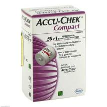 Produktbild Accu Chek Compact Teststreifen