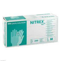 Produktbild Nitril Handschuhe ungepudert Größe M