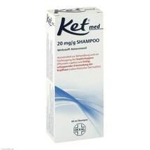 Produktbild Ket med 20 mg / g Shampoo