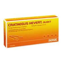 Produktbild Crataegus Hevert injekt Ampullen
