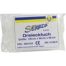Senada Dreiecktuch DIN 13168