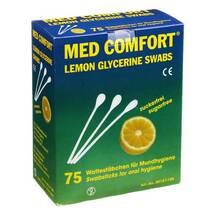 Produktbild Lemon Swabs Mundpflegestäbchen
